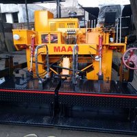Asphalt Paver Finisher