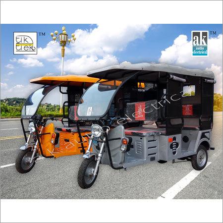 电池操作的E人力车