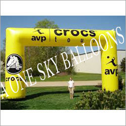 Advertising Inflatable Arch Gate