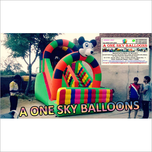 Outdoor Inflatable Bouncy