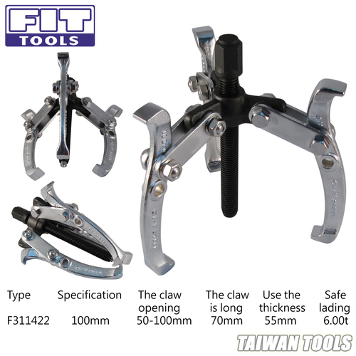 FIT TOOLS 3-Arm 4