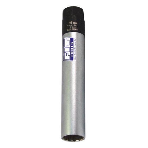 FIT TOOLS 16mm Dr. Right Force Fasten Spark Plug Torque Limited Socket