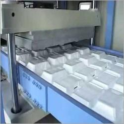 Thermocol Thali Machine