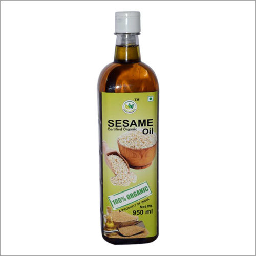 Organic Sesame Oil (950 ml)