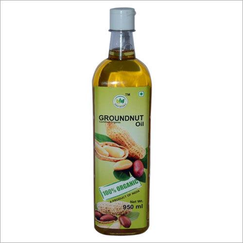Organic Groundnut Oil (950 ml)
