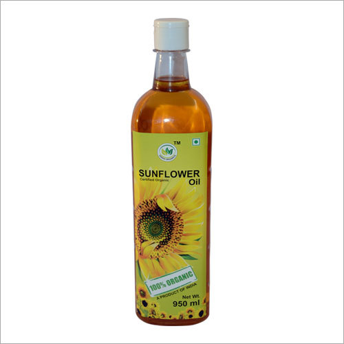 Organic Sunflower Oil (950 ml)