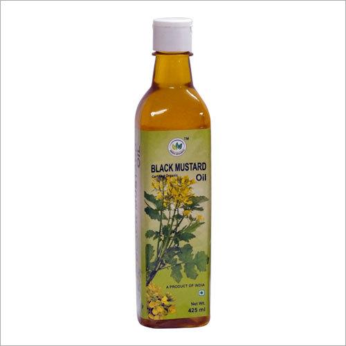 Organic Black Mustard Oil (425 ml)