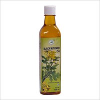 Organic Black Mustard Oil (425 ml)