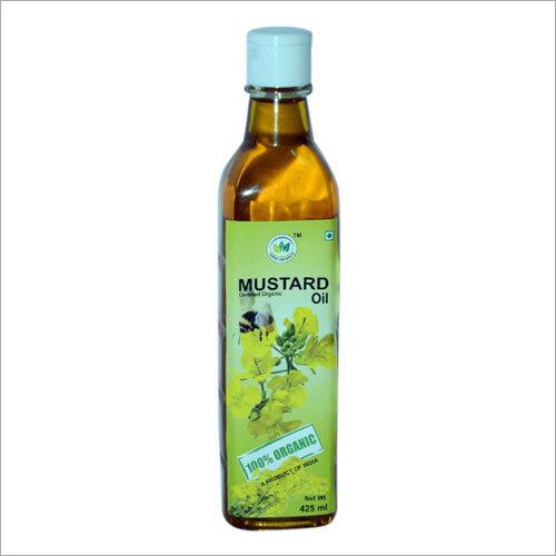 Organic Mustard Oil (425 ml)