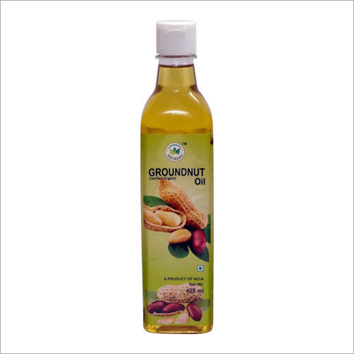 Organic Groundnut Oil (425 ml)