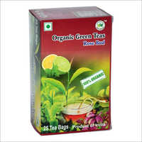 Organic Rose Bud Green Tea