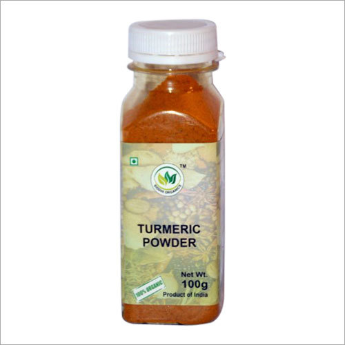 Organic Turmeric Powder (100g)
