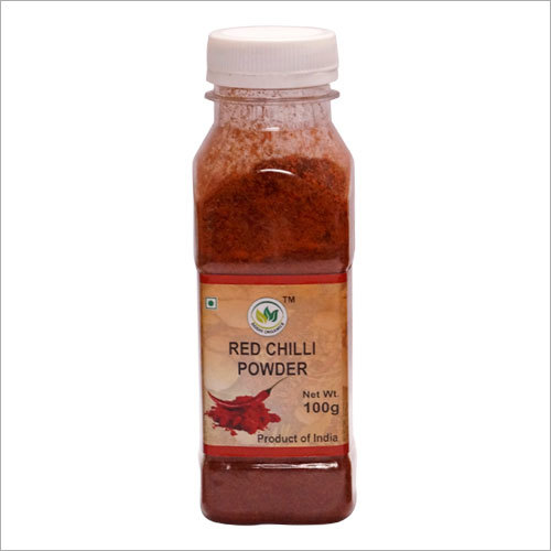 Organic Red Chilli Powder (100g)