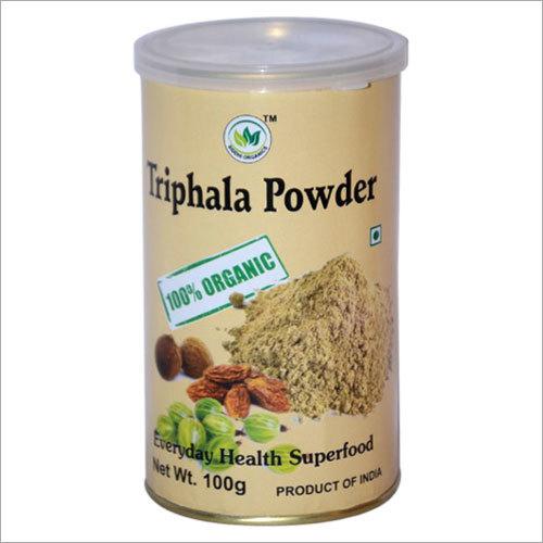 Organic Triphala Powder (100g)