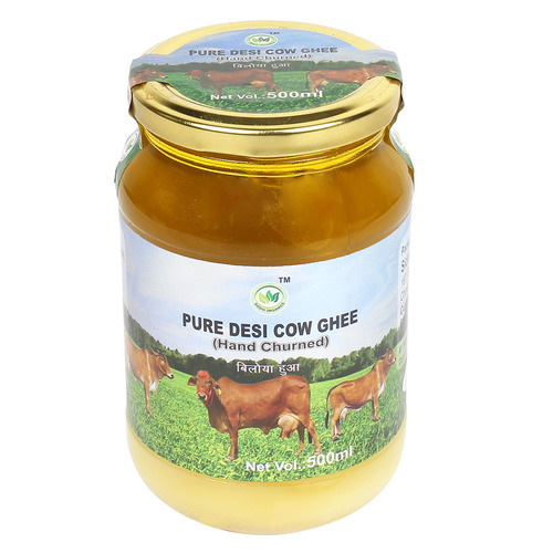 Organic Pure Desi Cow Ghee