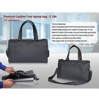 Premium Leather Free Laptop Bag ( 15