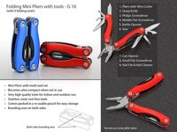 Folding Mini Pliers With 9 Tools (Superior Quality)