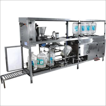 Automatic Jar Filling Machines