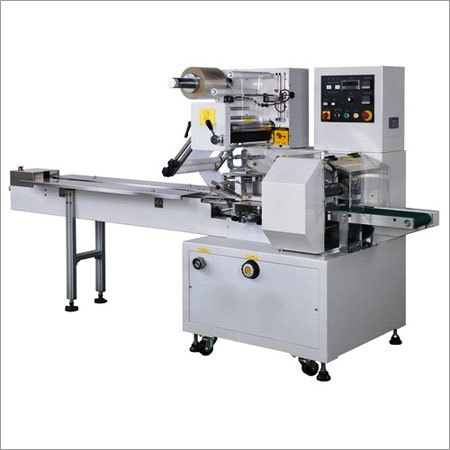 Automatic -Semi-Automatic Flow Wrapping machines