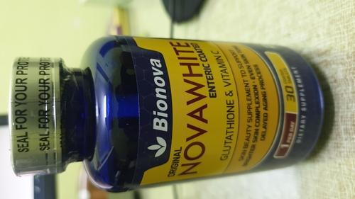 Novawhite Tablet