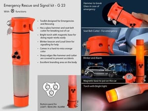 Emergency Rescue And Signal Kit
