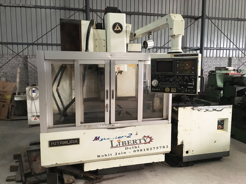 Kitamura Vertical Machining Center