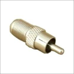 RCA Male To Female Connector