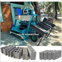 Industrial Block Making Machine