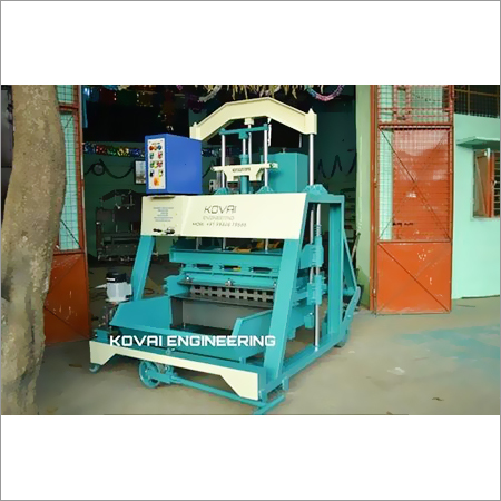 Heavy Duty Hollow Block Making Machine