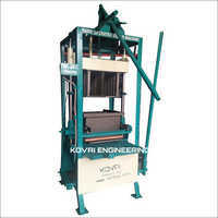 Manual Solid Brick Making Machine