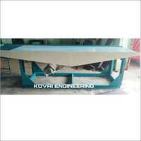 Paver Vibro Forming Table