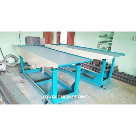 Tile Vibro Forming Table