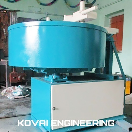 Tiles Pan Mixer Machine
