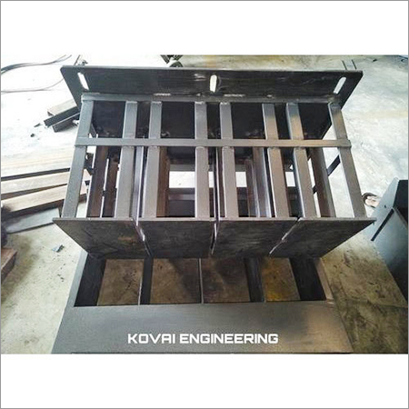 Hollow Block Making Machine Moulds