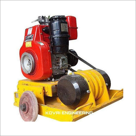 Earth Rammer Machine