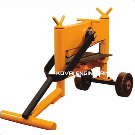 Paver Block Cutting Machine