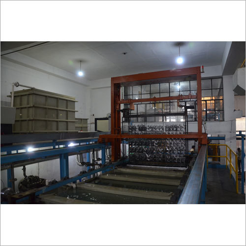 CED Coating Plant