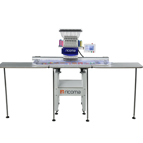 Ricoma Single Head Embroidery Machine