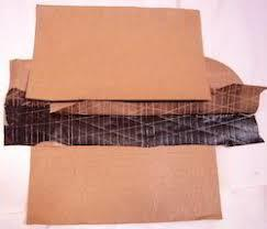 Disposable Chemical Coated Paper