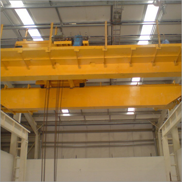 Double Girdder EOT Crane