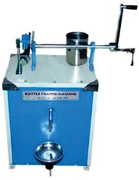 Bottle and Liquid Filling Machine