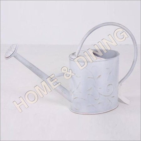 Embossed Watering Can