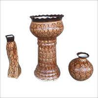 12 Inch Ceramic Vase