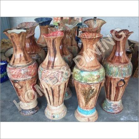 24 Inch Antique Ceramic Vase