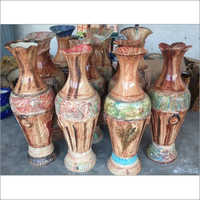 24 Inch Antique Ceramic Vase