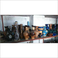 18 Inch Antique Ceramic Vases