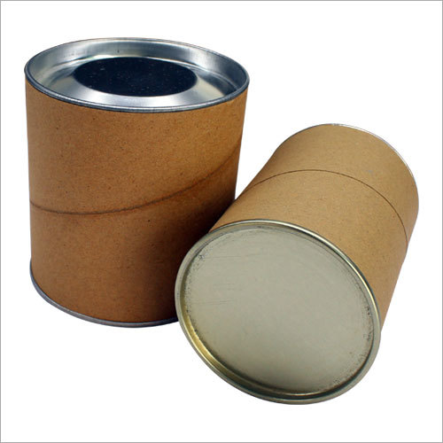 Paper Cylindrical Container