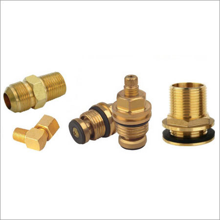 Brass Gas Fitting