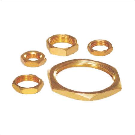 Precision Brass Check Nut