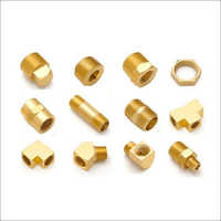 Brass Pipe Fitting Manufacturer